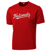 Nationals Adult MLB Replica Jersey  - MA1260 Nationals-M1260