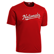 Nationals Youth Wicking MLB Replica Jersey - M1261 Nationals-M1261