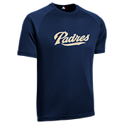 Youth Padres MLB Replica Adult T-Shirt - 5301 Padres-5301