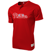 Phillies MLB 2 button Youth Jersey  - MLB181 Phillies-181