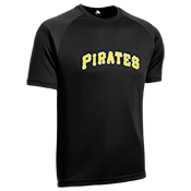 Youth Pirates MLB Replica T-Shirt - 5301 Pirates-5301