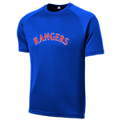 Rangers Adult MLB Replica T-Shirt - 5300 Rangers-5300