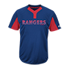 Majestic-Mlb-Premier-Two-Button-Colorblocked-Jersey-MAI383-Rangers