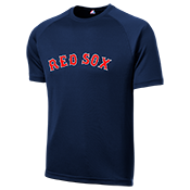 Red-Sox Adult MLB Replica T-Shirt - 5300 Red_Sox-5300