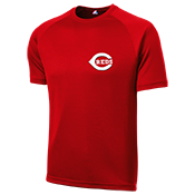 Reds Adult MLB Replica T-Shirt - 5300 Reds-5300