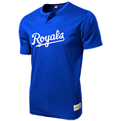 Royals MLB 2 button Youth Jersey - MLB181 Royals-181