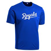 Royals Youth Wicking MLB Replica Jersey - M1261 Royals-M1261