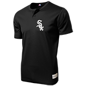 White-Sox MLB 2 button Youth Jersey  - MA0181 White-Sox-MA0181