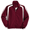 Youth_Colorblock_Raglan_Jacket_YST60_Maroon_White