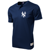 Yankees MLB 2 button Youth Jersey  - MLB181 Yankees-181