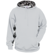 Adult Digital Camouflage Hoodies - 1464 1464-badger