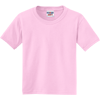 JERZEES-Youth-Dri-Power-Active-50-50-Cotton-Poly-T-Shirt-29B_Classic-Pink