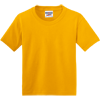 JERZEES-Youth-Dri-Power-Active-50-50-Cotton-Poly-T-Shirt-29B_Gold