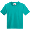 JERZEES-Youth-Dri-Power-Active-50-50-Cotton-Poly-T-Shirt-29B_Jade