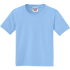 JERZEES-Youth-Dri-Power-Active-50-50-Cotton-Poly-T-Shirt-29B_Light-Blue