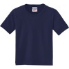 JERZEES-Youth-Dri-Power-Active-50-50-Cotton-Poly-T-Shirt-29B_Navy