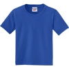 JERZEES-Youth-Dri-Power-Active-50-50-Cotton-Poly-T-Shirt-29B_Royal