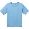 Fruit-of-the-Loom-Youth-HD-Cotton-100-Cotton-T-Shirt-3930B_Light-Blue