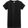 Gildan-Softstyle-Junior-Fit-T-Shirt-64000L_Black