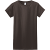 Gildan-Softstyle-Junior-Fit-T-Shirt-64000L_Dark-Chocolate