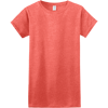 Gildan-Softstyle-Junior-Fit-T-Shirt-64000L_Heather-Orange