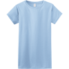 Gildan-Softstyle-Junior-Fit-T-Shirt-64000L_Light-Blue