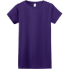 Gildan-Softstyle-Junior-Fit-T-Shirt-64000L_Purple