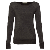 Ladies Off The Shoulder Alternative Sweatshirt - 9582 9582