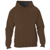 NuBlend-Unisex-Hooded-Sweatshirt-996MR-Chocolate