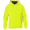 NuBlend-Unisex-Hooded-Sweatshirt-996MR-Safety-Green