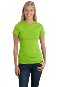 District Threads® - Junior Ladies Short Sleeve Perfect Weight District® Tee DT200 DT200