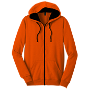 Full Zippered Hoodie - DT800 DT800