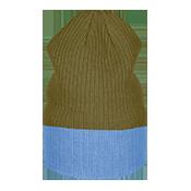 Acrylic Rib Knit Beanie-117 117