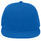 Flat Bill Fitted Hats 123-969 123-969