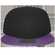 3c3d9a0dd09 Snapback Flat Bill Hat - 125-978 125-978. Customize!