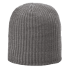 Melange-Slouch-Beanie-127-Charcoal-Gray