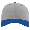 Pro-Twill-Snapback-Cap-212-Gray-Royal