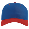 Pro-Twill-Snapback-Cap-212-Royal-Red