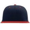 Wool-Blend-System-5-Cap-Navy-Red