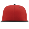 Wool-Blend-System-5-Cap-Red-Black