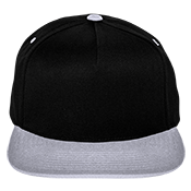 Two Color Wool Snapback - 5089MT 5089MT