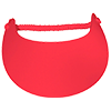 60-093-023-Foam-Sun-Visor-Cherry-Red