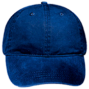 Six Panel Youth Low Profile Pro Style Cap 64-218 64-218