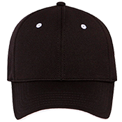 Low Profile Otto A-Flex Stretchable,Flipped Edge Visor Otto Cap 94-617(S/M)) 94-617