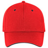 94-619-0203-Low-Profile-Stretchable-Cap-Red-Black