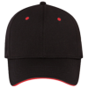 94-619-0302-Low-Profile-Stretchable-Cap-Black-Red
