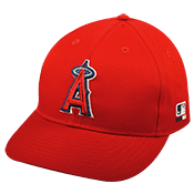 Anaheim Angels - Official MLB Hat for little kids leagues  Angels Baseball Hat 275 a923256ec81
