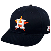 Houston Astros Official MLB Hat for Little Kids Leagues Astros_Baseball_Hat_275