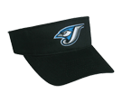Toronto Blue Jays-Official MLB Visor for Little Kids Softball League BlueJays-Visors
