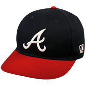 Atlanta Braves Official MLB Hat for Little Kids Leagues Braves_Baseball_Hat_275